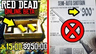 RED DEAD ONLINE EXPLOITS, FREE MONEY & GLITCHES! NEW Red Dead Online Update NEWS! RDR2 Online Patch
