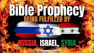 Bible Prophecy Being Fulfilled by Russia Israel and the Syrian Crisis Mr Jim Cowie Christadelphians