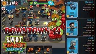 Swat And Zombies Season 2 Downtown Stage 14 Vs Big Mama