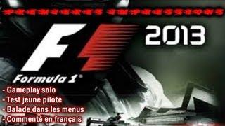 F1 2013 | gameplay | Premières impressions et premiers tours | FR-GT