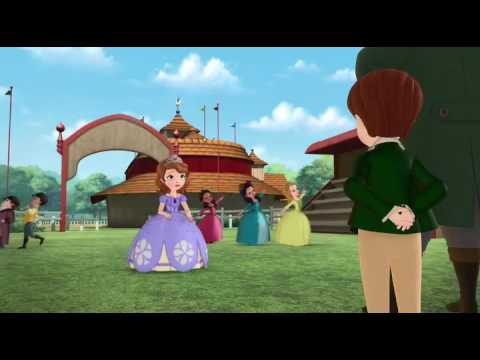 Принцесса софия мультфильм 1