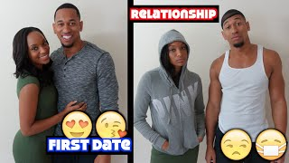 First Date vs A Relationship