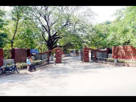 The beautiful IIT-Madras campus The Indian Institute of Technology Madras