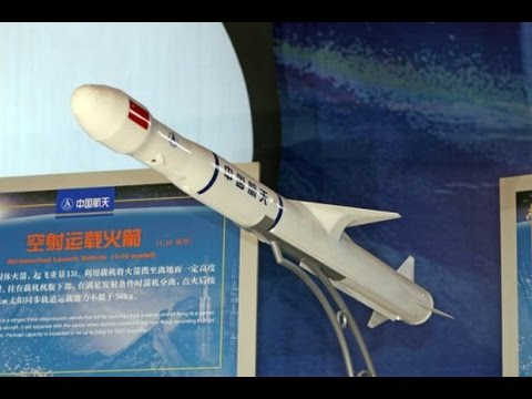 CHINA TO DEVELOP AIR LAUNCHED SATELLITE DELIVERY ROCKETS