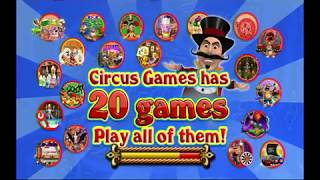 Family Fest Presents Circus Games Episode 1