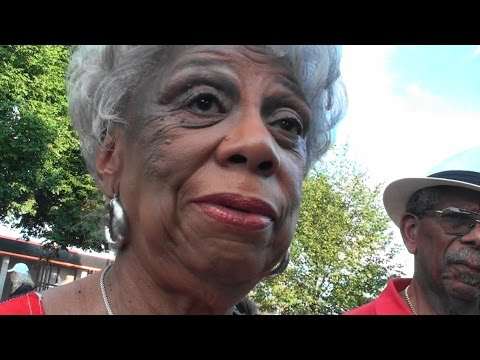 Obama's Failures Are All Opposition's Fault – Black Hillary Supporters Tell Former Soviet Citizen