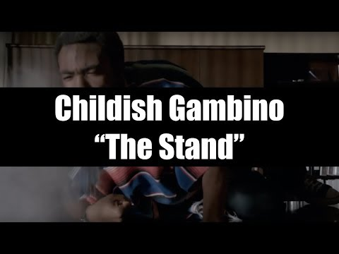 "Mystery Team music video - Childish Gambino mc chris - ""The Stand"""