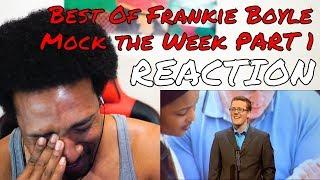 Frankie Boyle - Mock the Week Series PART 1 REACTION | DaVinci REACTS