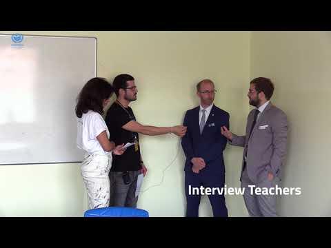 2018 World Day To Combat Desertification - Interview Teachers
