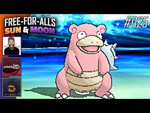 Pokémon Sun & Moon FFAs #025 Feat. ShadyPenguinn, Joey Pokeaim + Twit!!