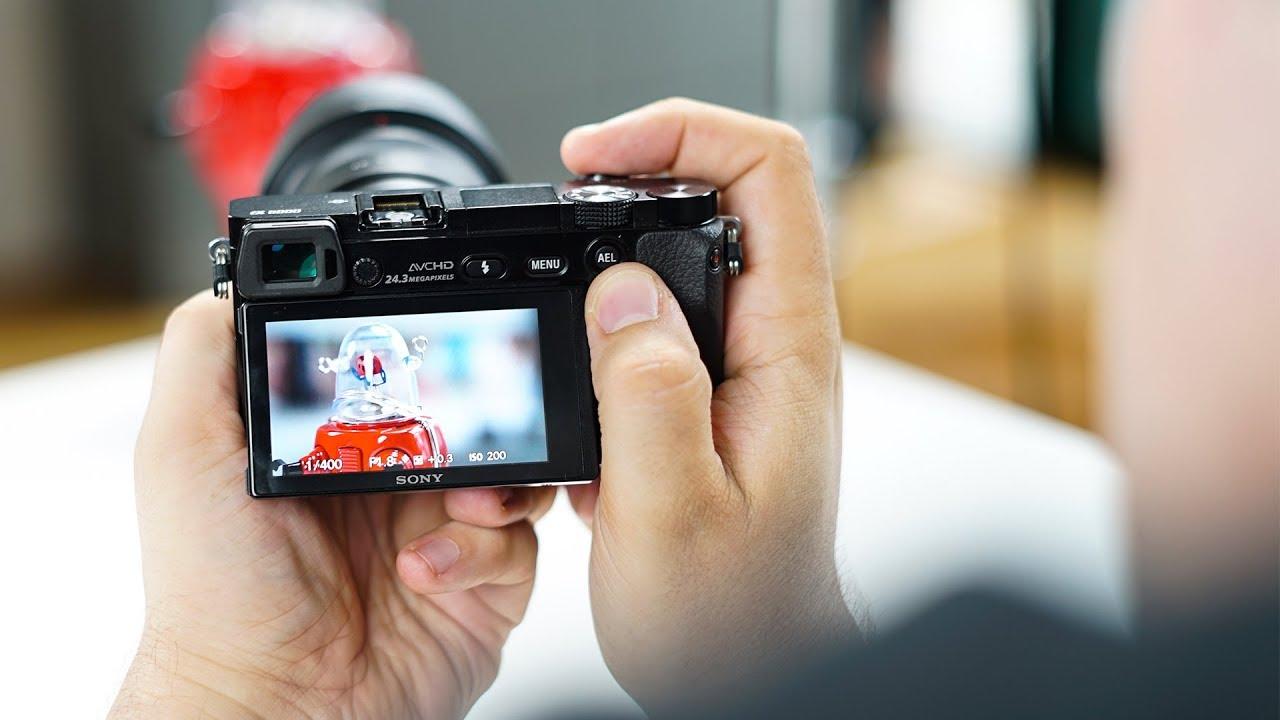 Sony Alpha 6000 Autofokus Funktionen Back Button Fokus Einstellen Und Nutzen Youtube