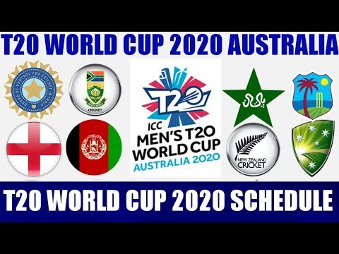 Pick the world cup 2020 schedule pacific time
