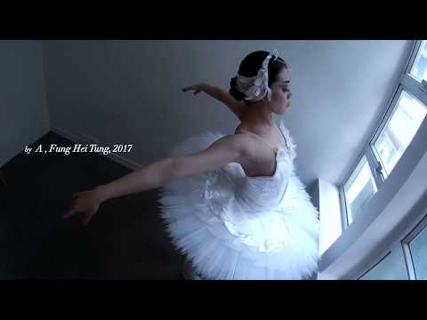 Classical Ballet Tutu - behind the scene