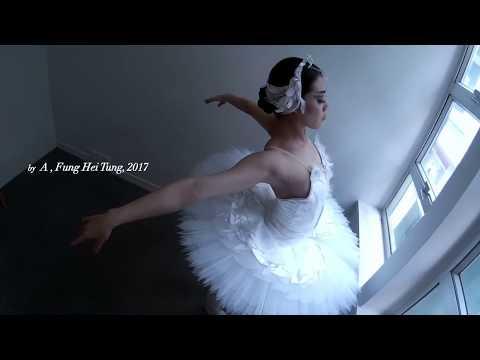 Classical Ballet Tutu - behind the scene