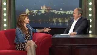1. Hana Vagnerová - Show Jana Krause 13. 6. 2014