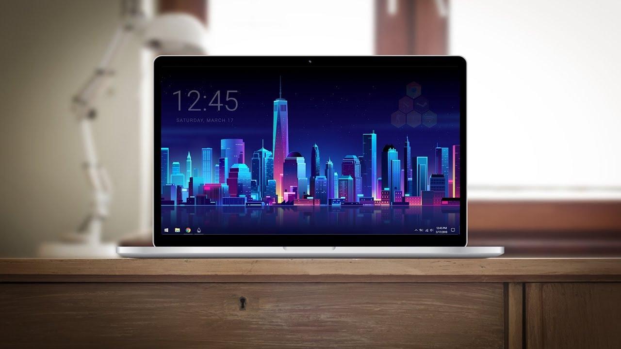 New York Desktop 4k Make Windows Look Better Youtube