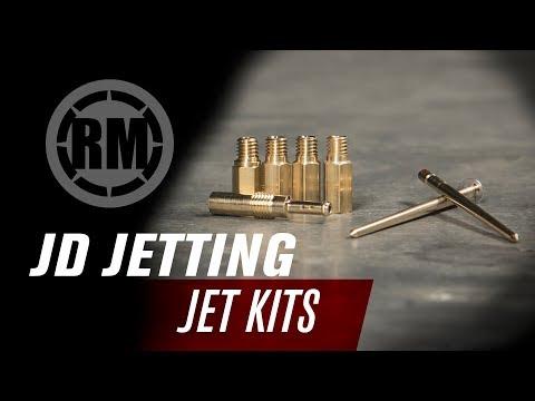 JD Jetting Motorcycle Jet Kit