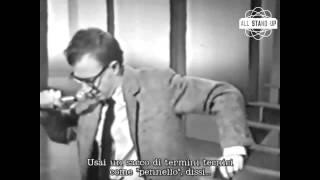 Вуди Аллен (Woody Allen) – стендап концерт – sottotitoli in Italiano