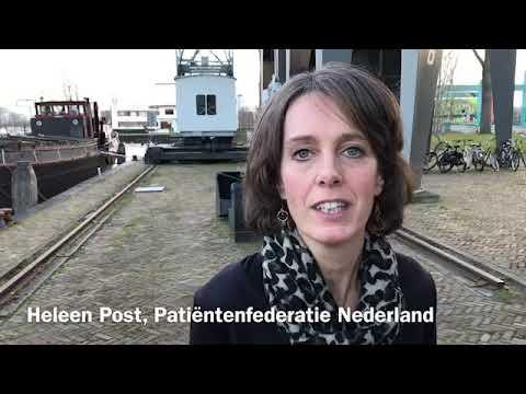 Still uit de video 'Zorg op de Juiste Plek   Heleen Post'