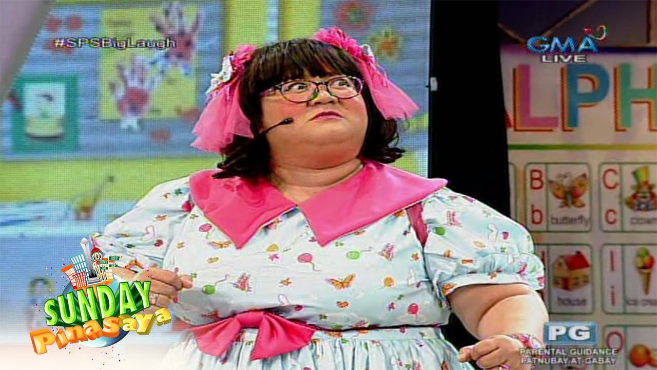 Download Sunday PinaSaya: Boobsie and Chuchay learn about street rules