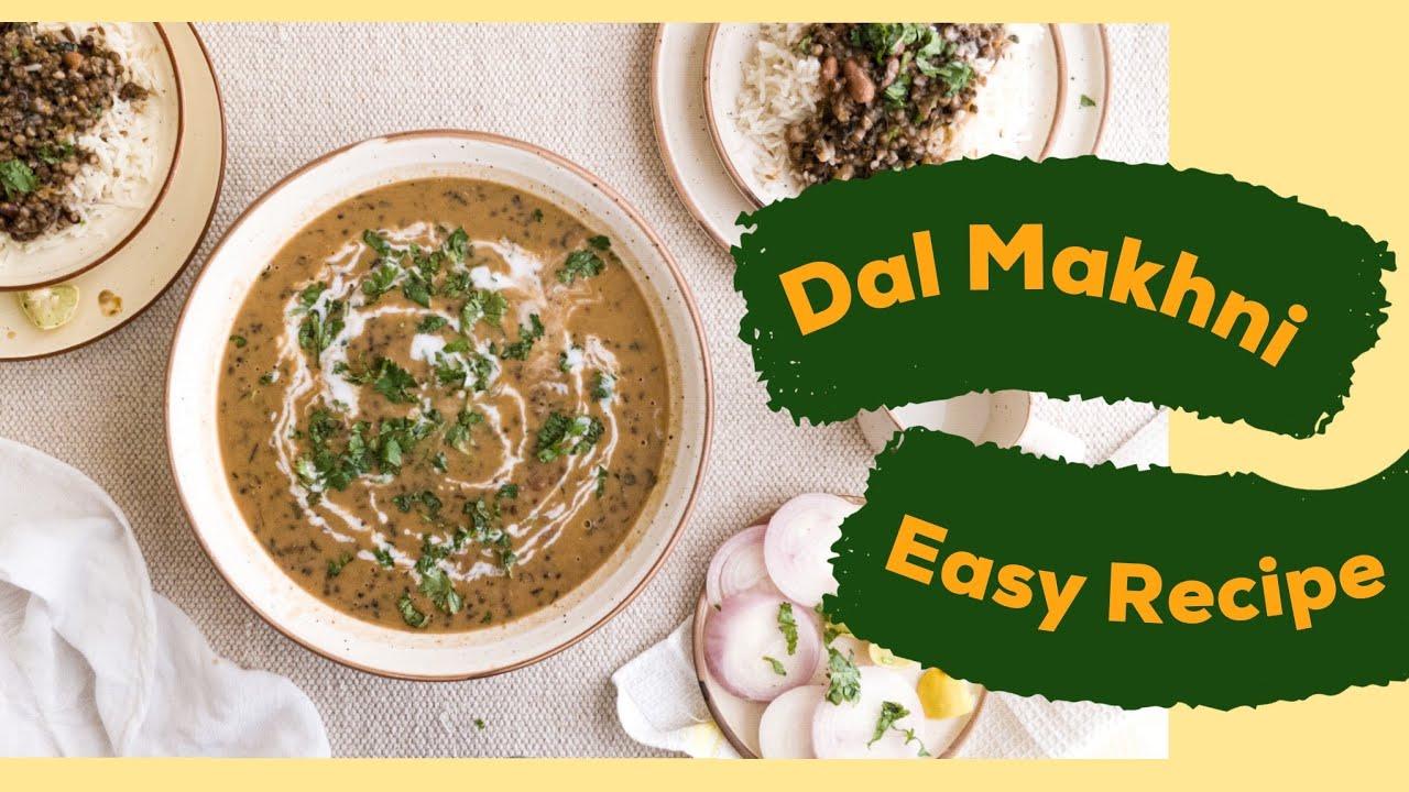 Easy Dal Makhni Recipe | Dal Makhni without cream & onion | Dal Makhni banane ki Recipe |