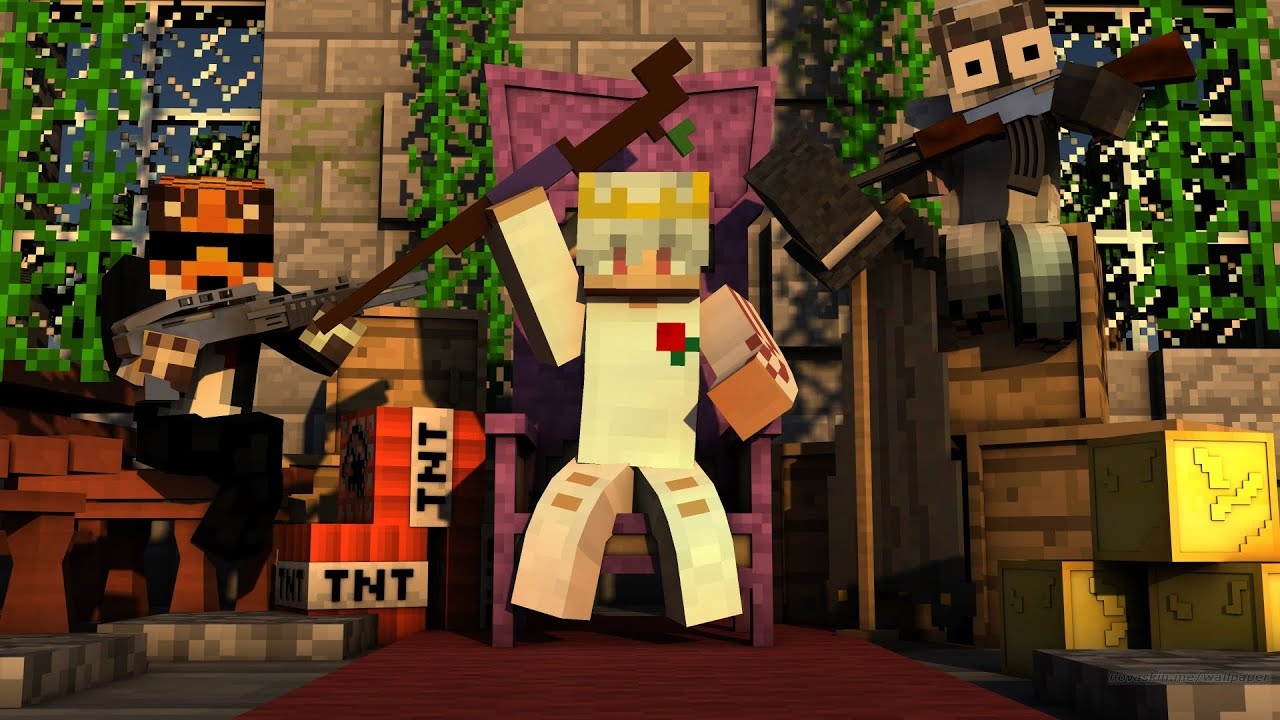 5 reasons why you should play mineheroes factions