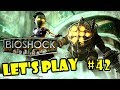 Let's Play BioShock Collection [Blind] - BioShock Remastered Part 42 - Hunting Frank Fontaine
