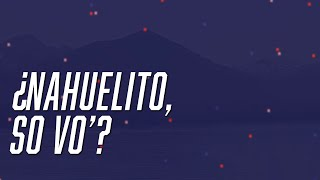 NAHUELITO, SO VO'? - PACTO MAFIOSO - DOCE argentinos en CUARENTENA #FlashChat