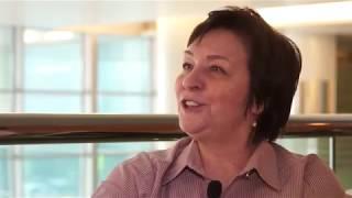 Выдающаяся Мария Филатова в Международном зале славы гимнастики: интервью перед отлётом в Оклахому