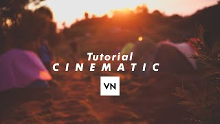 EDIT VIDEO CINEMATIC HP - VN VIDEO EDITOR