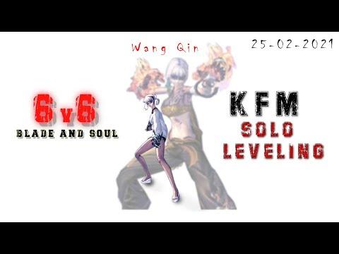[BNS] KFM PVP 6v6 Sololeveling 25/02/2021