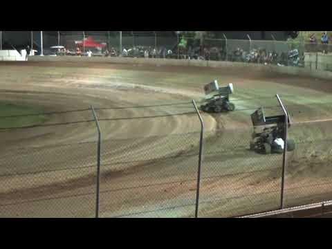 Delta Speedway  - September 2, 2017 Restrictor Heat Race  Caeden Steele