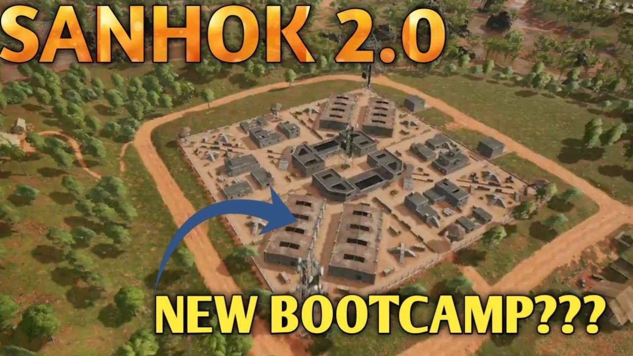 SANHOK 2.0 | NEW MAP | SANHOK V2 |PUBG MALAYALAM | AGENTS CAVE