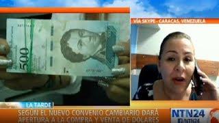 """""""No hay libre convertibilidad con el nuevo convenio cambiario"""""""