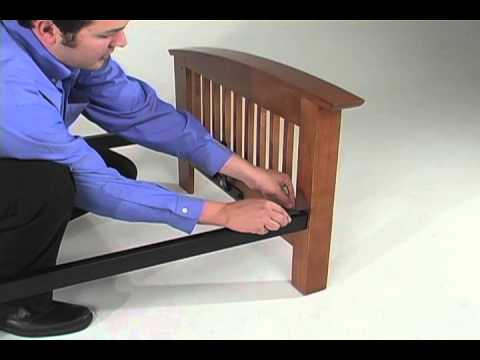 Serta Futon Frame How To Assemble Youtube
