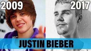 Justin Bieber (EVOLUCE 2009-2017)