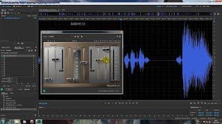 9. изучая звук уменьшение большого динамического диапазона