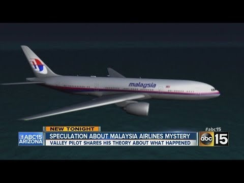 Search continues for Malaysia Airlines flight 370