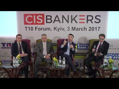 Round Table at CIS BANKERS | FINTECH 2020