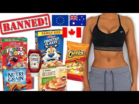 American Food That Is BANNED In Other Countries