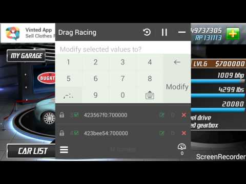 Rp Glitch Drag Racing