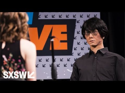 Androids and Future Life | SXSW Interactive 2016