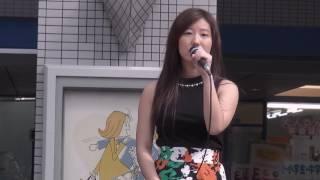 山口真衣花「On Your Side (Superfly)」2016/06/11 ORC200 歌姫ライヴ