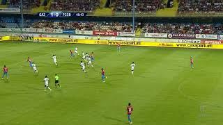 Telekom Sport: Rezumat Gaz Metan - FCSB 1-3 (Fofana 30'/Moruţan 49', Gnohere 63', F. Coman 83')