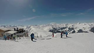 SkiCircus, Saalbach, Hinterglemm - Red 6, Red 6a