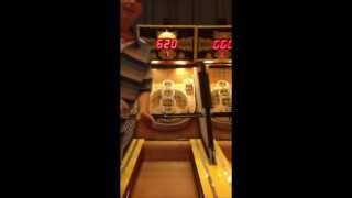Dave and Busters Skee Ball Cheat