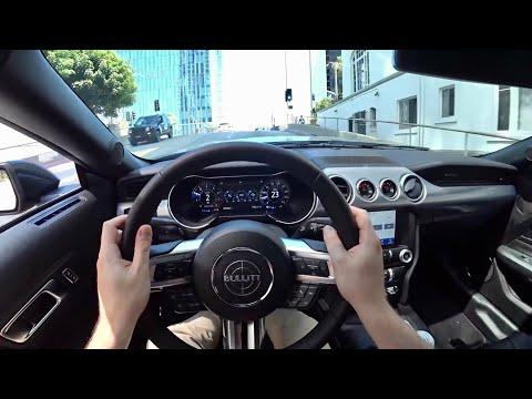 2020 Ford Mustang BULLITT - POV Test Drive