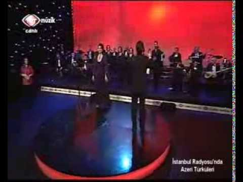 "Radyo Sanatçıları ""Azeri Türküler"" Konseri - TRT İstanbul Radyosu"