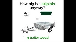 Skip Bin Hire Prices