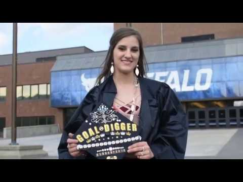 Kaila World Trocaire College Graduation Video (Ace Roc Wife)